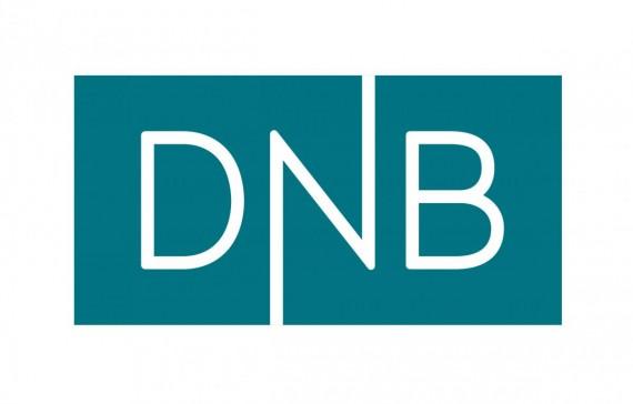 DNB logo bank link