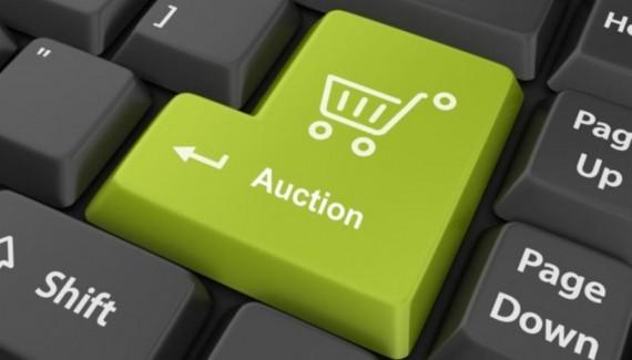 Internetinis aukcionas